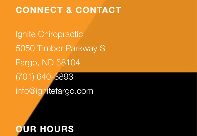 Brand Chiro mobile chiropractic websites