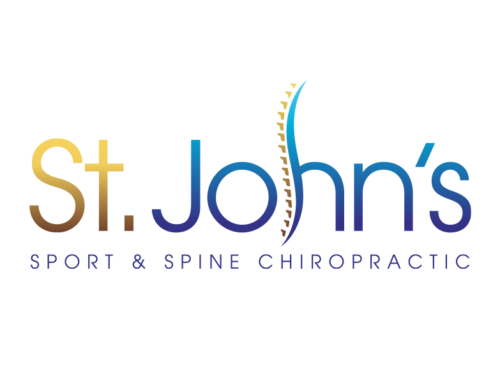 Logo Design Success Story: St. John's Chiropractic