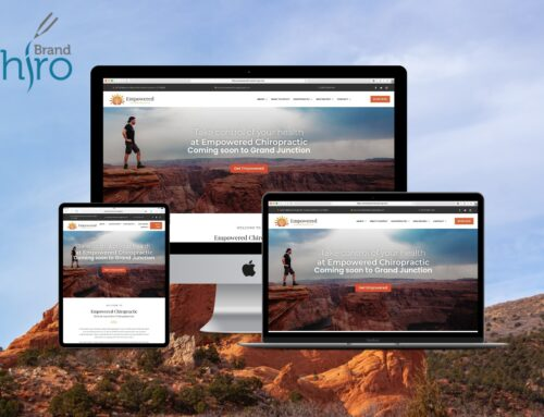 Web Design Success Story: Empowered Chiropractic
