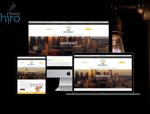 Web Design Success Story: Inspire Chiropractic